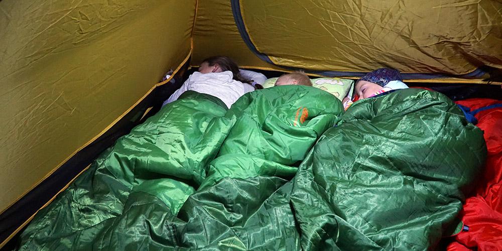 Спальный мешок Alexika Siberia Compact Plus как кемпинговое одеяло
