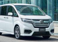 История покупки автомобиля Хонда Степвагон на японском аукционе в 2020-2021 году
