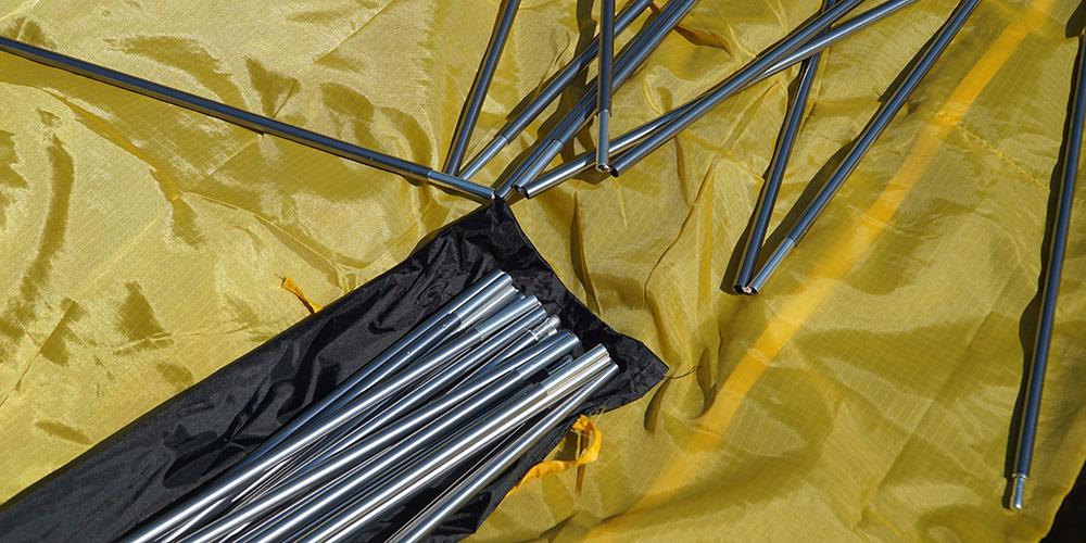 Алюминиевые дуги для палатки Tramp