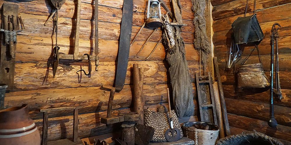 Предметы быта, утварь и одежда крестьян конца ХIХ века