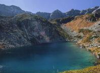 Трек по Дуккинским озера в Архызе