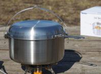 Набор посуды Tatonka Kettle 4 кастрюля и сковорода для похода