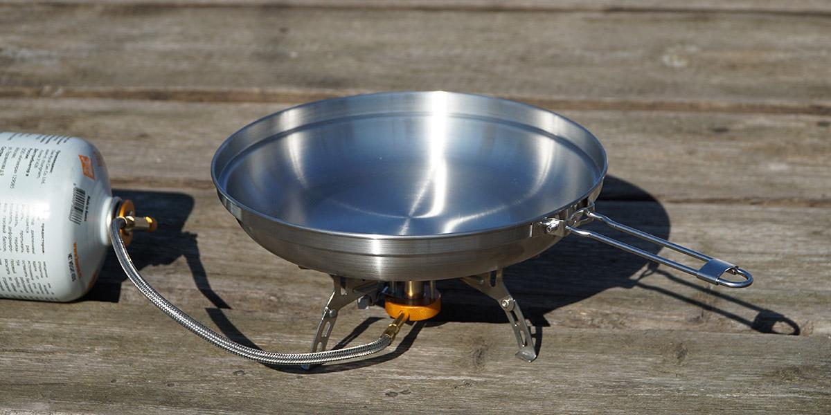 Походная сковорода Татонка из набора Kettle-4