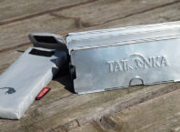 Складной походный ветрозащитный экран Tatonka Faltwindschutz