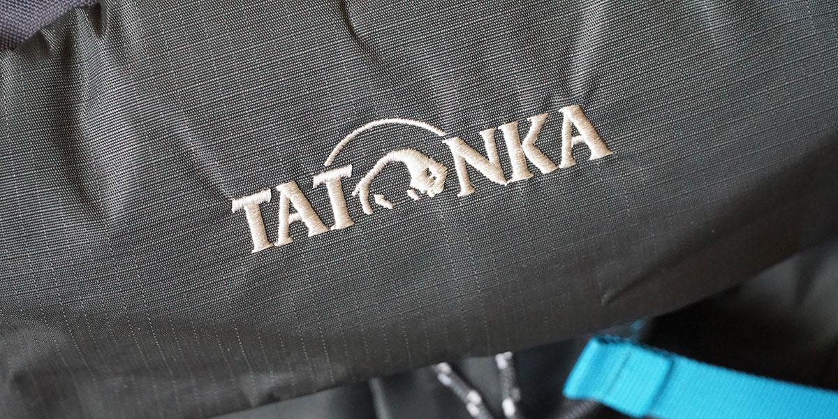 Фирменный логотип Tatonka немецкого бренда