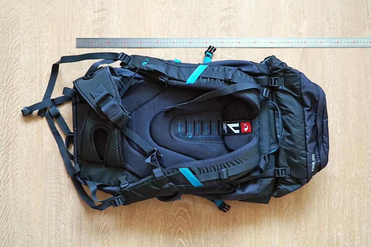 Размеры габариты рюкзака