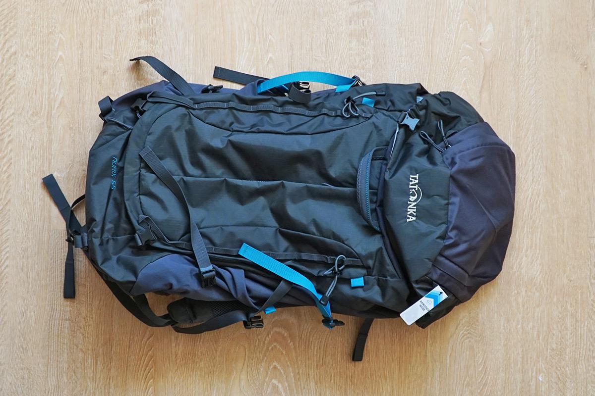 Внешний вид рюкзака