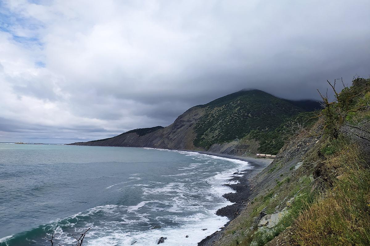 Заповедник Утриш берег Черного моря