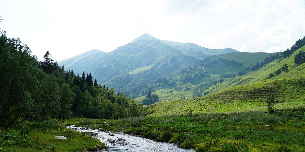 Гора Карачайка
