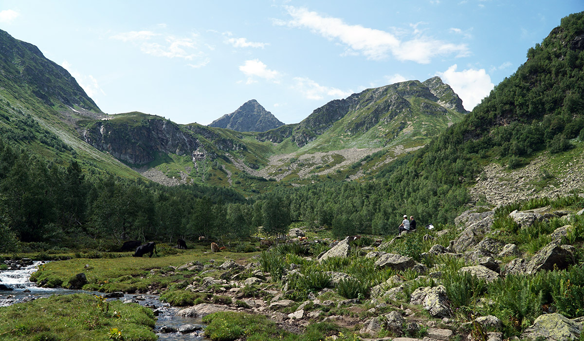 Долина Малой Дукки