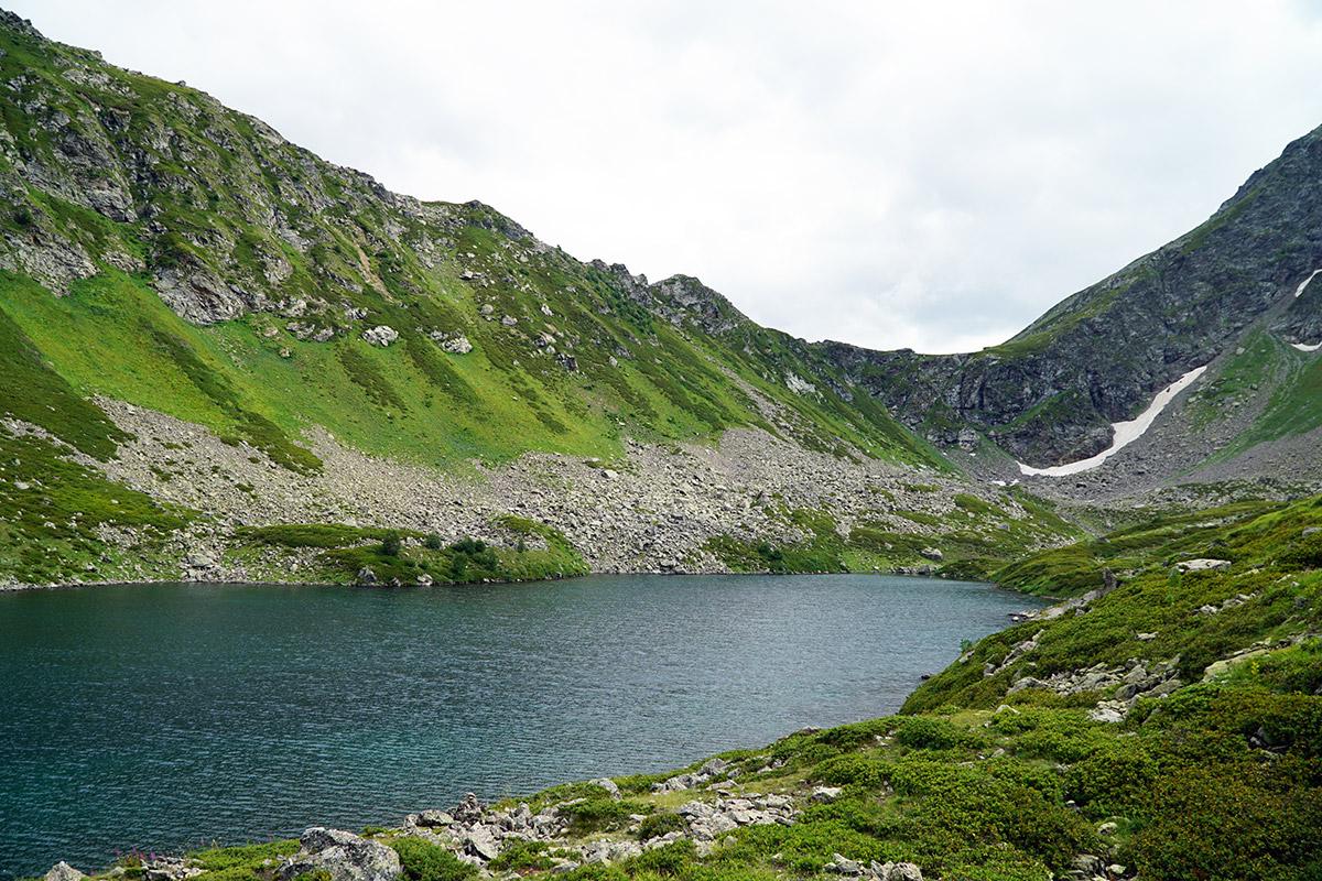Озеро Сказка Кавказа в Архызе
